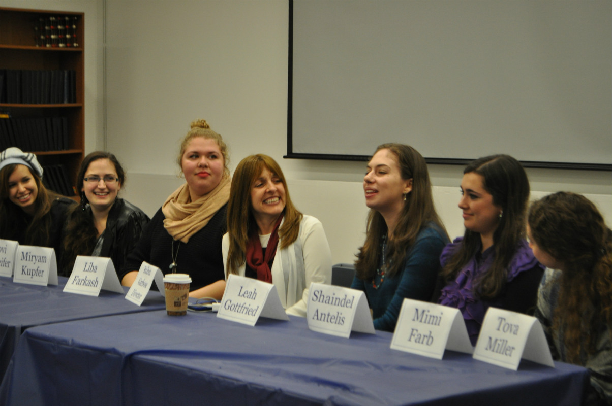 THTS Screening and Panel at Stern, 11/11/12